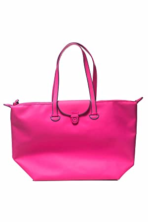 Mandarina Duck Touch Duck Sac weekend pink 9pAfrIde