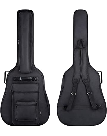 Amazon.com: Acoustic & Classical Guitar Bags & Cases ...
