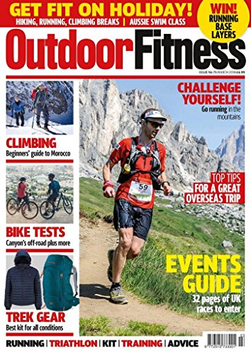 Outdoor Fitness - Swimming Cycling Events And