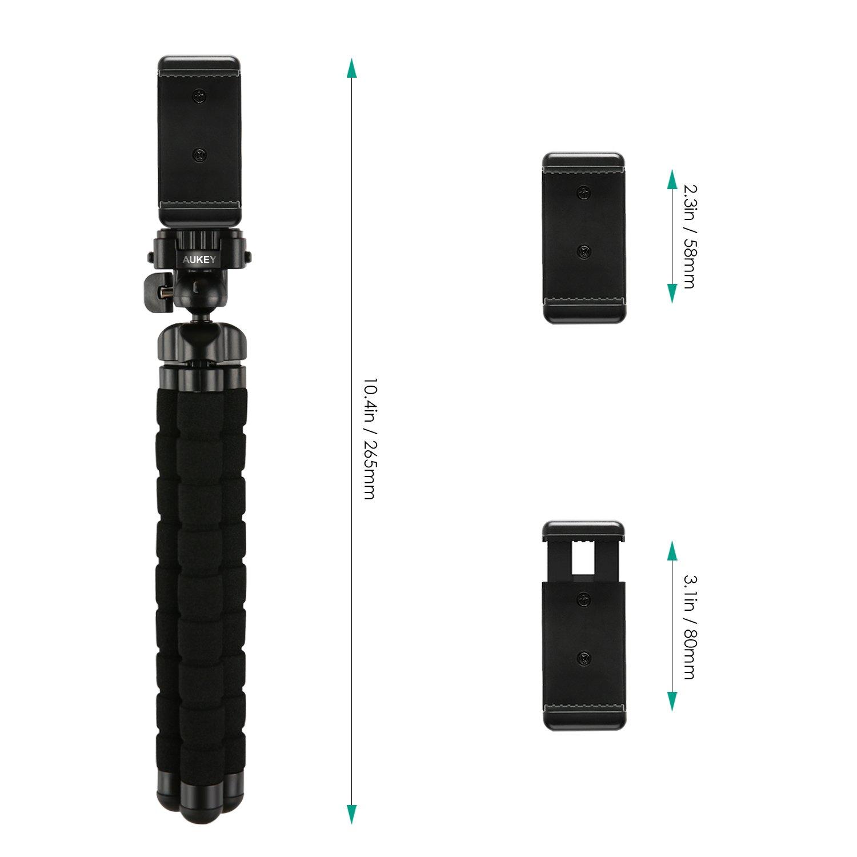 Kamera Stativ und Selfie Stick / Bild: Amazon.de