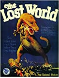 The Lost World Poster Movie 11x17 Wallace Beery Lewis Stone Bessie Love Lloyd Hughes