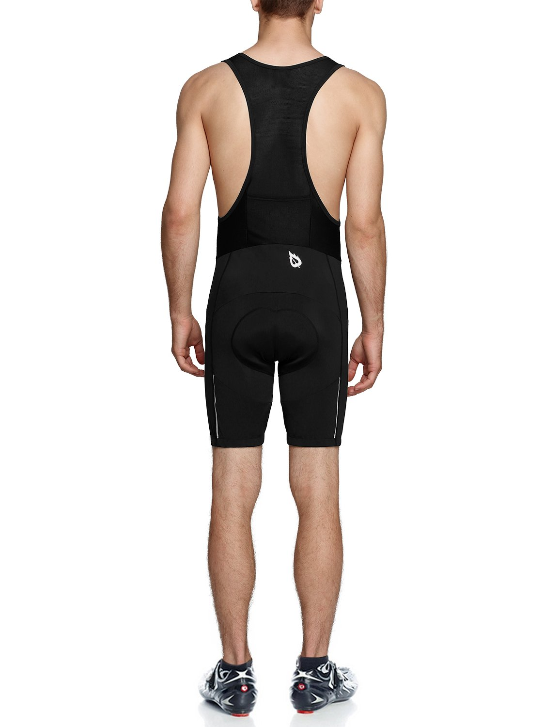 Baleaf Men S Pro Ii Gel Padded Cycling Bib Shorts Upf