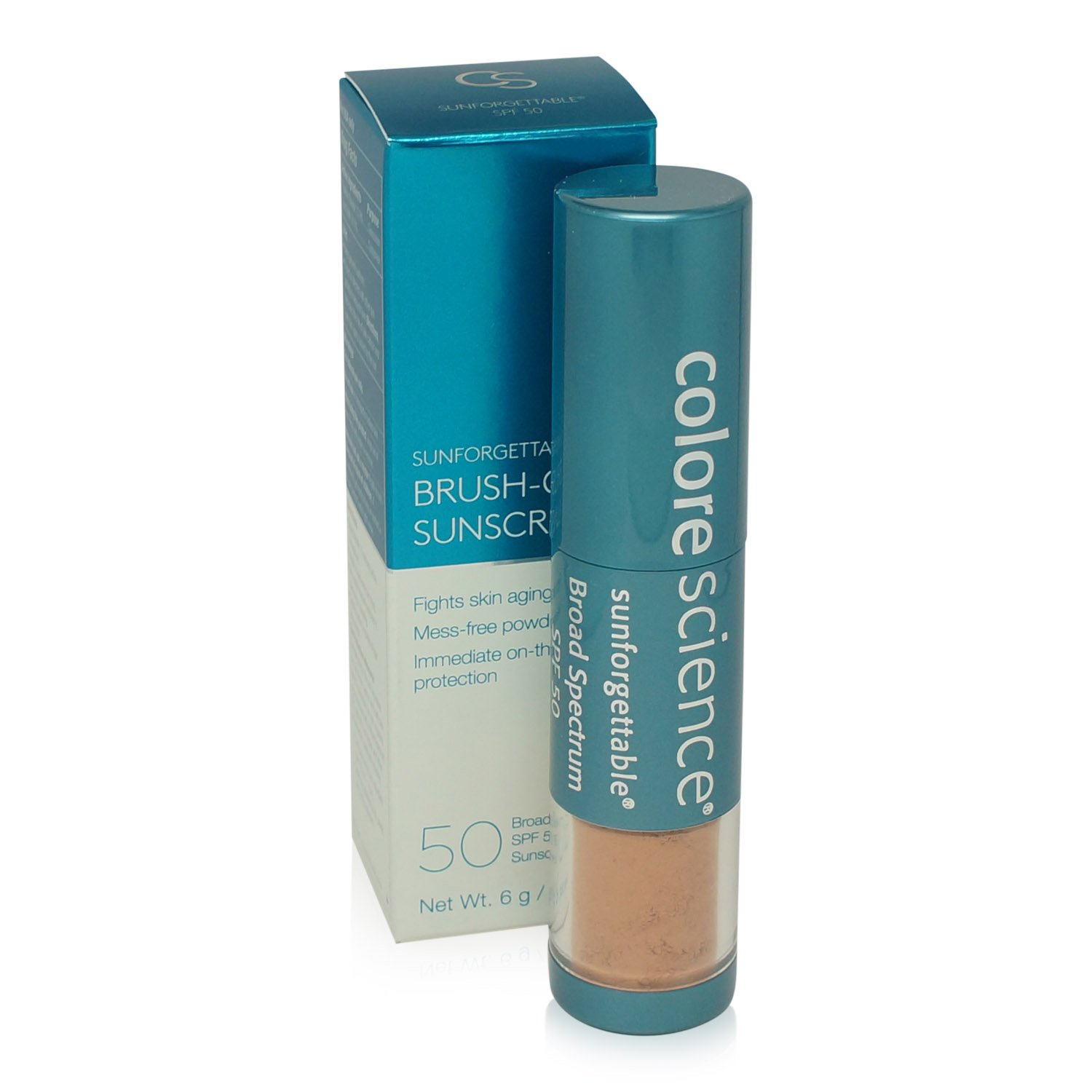 Colorescience Brush-on Sunscreen SPF 50 - Fair