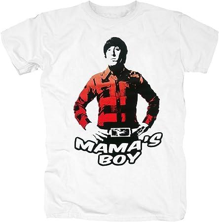 TSP Big Bang Theory - Mama´s Boy Camiseta para Hombre