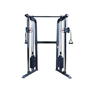 Body-Solid Powerline PFT100 Functional Trainer Cable Machine