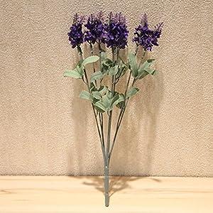 High emulation spend 10 head lavender Lavender Home living room decorated in european style flower false flowers SILK FLOWER 41