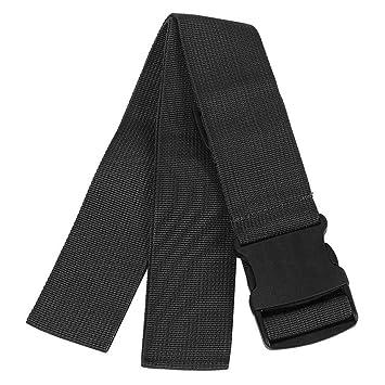 bbfaf545411f Amazon.com : Saasiiyo Adjustable Travel Luggage Straps Safety ...