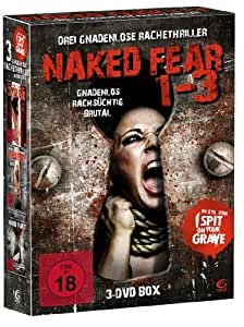 Naked Fear 1-3 - 3-DVD Box Set ( Naked Fear / Match.Dead / From the Shadows ) ( Naked Fear 1 / Naked Fear 2 / Naked Fear 3 ) [ Origen Alemán, Ningun Idioma Espanol ]