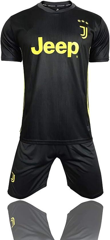 Camisetas de Fan 2019-2020 (de Distancia) Juventus Juego de Ropa ...