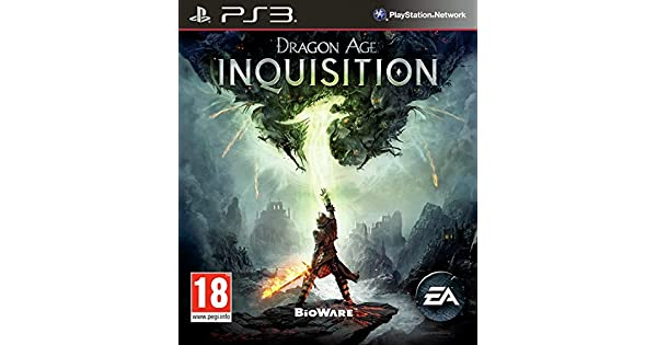 Dragon Age : Inquisition (PS3) (New): Amazon.es: Videojuegos