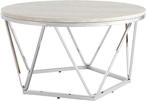 Southern Enterprises Luna cocktail table