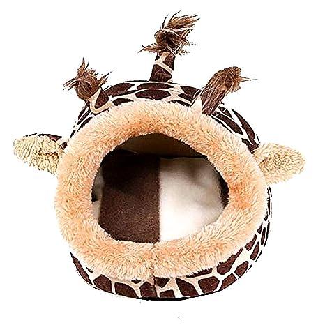 Mascota paño Grueso y Suave Cama con los Patrones de Colorido Lindo Antideslizante Lavable Caliente para