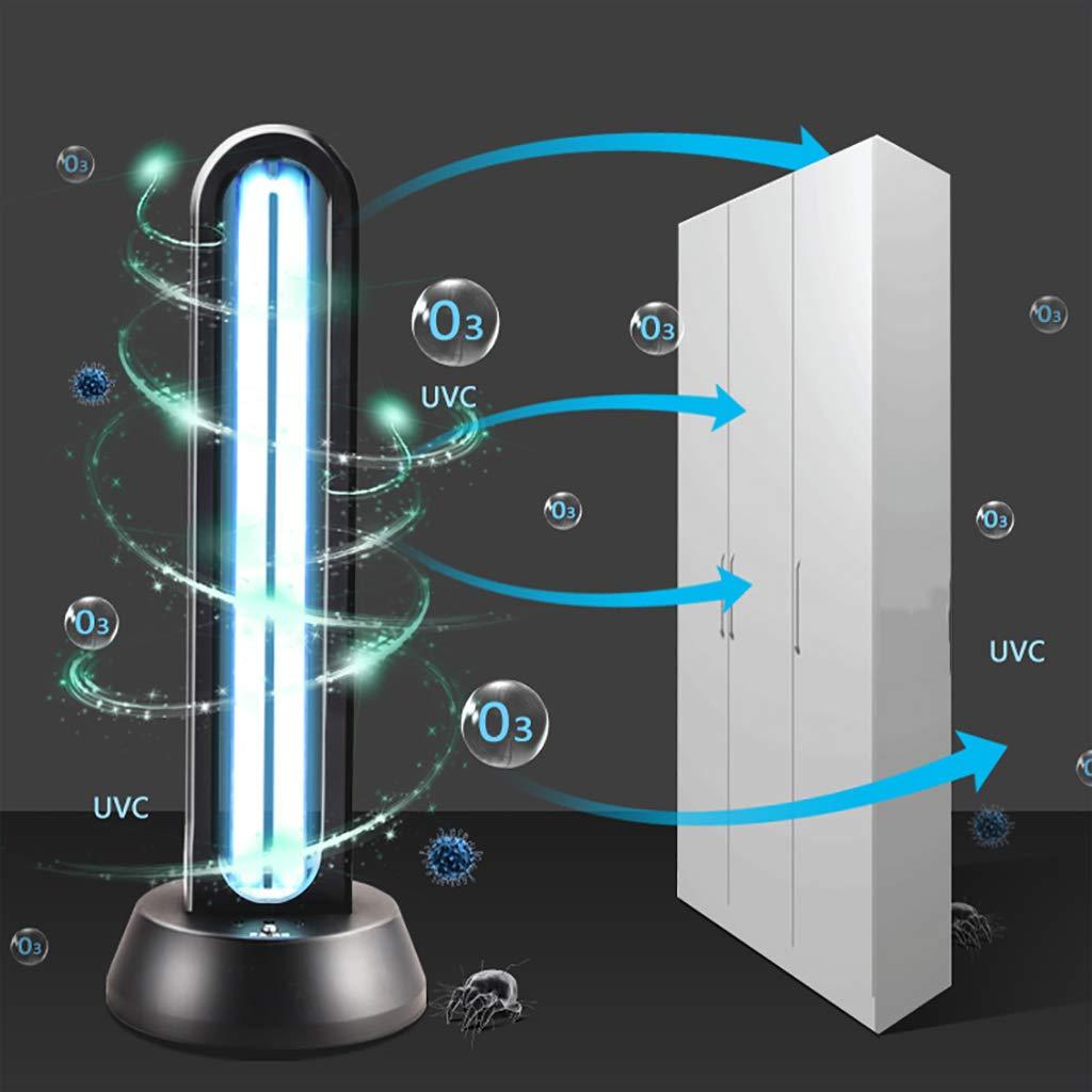 Lámpara de esterilización UV (versión con y sin ozono)