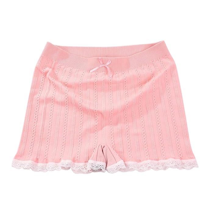 Tinksky Damen Frauen Kurze Leggings Unterwäsche Sicherheit Shorts unter  Rock Shorts für Kleid 4132bd2162
