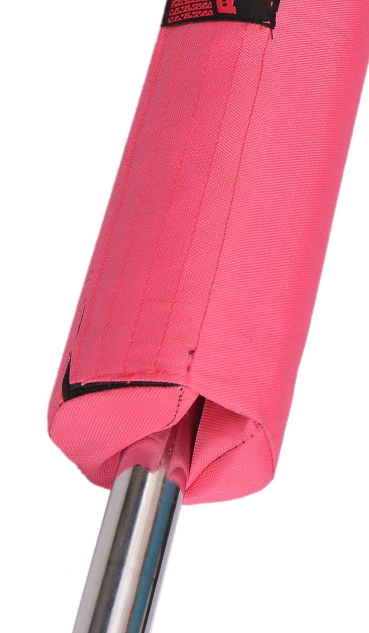 Barbell Pad/ F/ür Schulter R/ücken /& Hip Schutz W/ährend Kniebeugen /& Hip dolchstiche Nacken F/ür Olympischen und Standard Hantel /Professional Standard Heavy Duty Gewicht Lifting Barbell Pad mit sicherer Klettverschluss