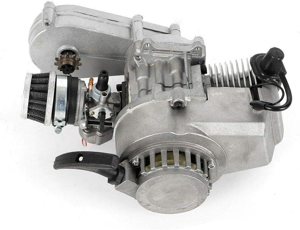 Ranzix 2 Takt 49cc Pocket Bike Motor Luftfilter Mit 49ccm Dirtbike Cross Atv Roller Auto