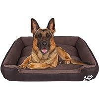 CMiles - Sofá cama para perros con fondo impermeable y antideslizante para mascotas