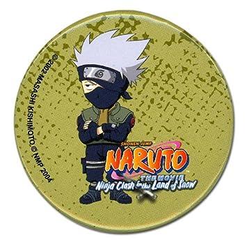 Naruto: Botón Película Kakashi: Amazon.es: Juguetes y juegos