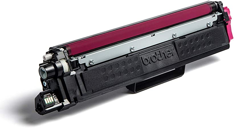 Brother Tn 247m Original Jumbo Magenta Toner Cartridge For Brother Dcp L3510cdw Dcp L3550cdw Hl L3210cw Hl L3230cdw Hl L3270cdw Mfc L3710cw Mfc L3730cdn Mfc L3750cdw And Mfc L3770cdw Bürobedarf