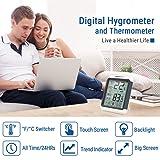 ThermoPro TP55 Digital Hygrometer Indoor