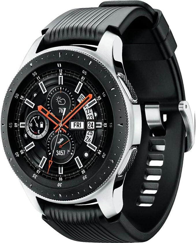 Samsung Galaxy Watch (46mm) Silver (Bluetooth), SM-R800 – International Version -No Warranty