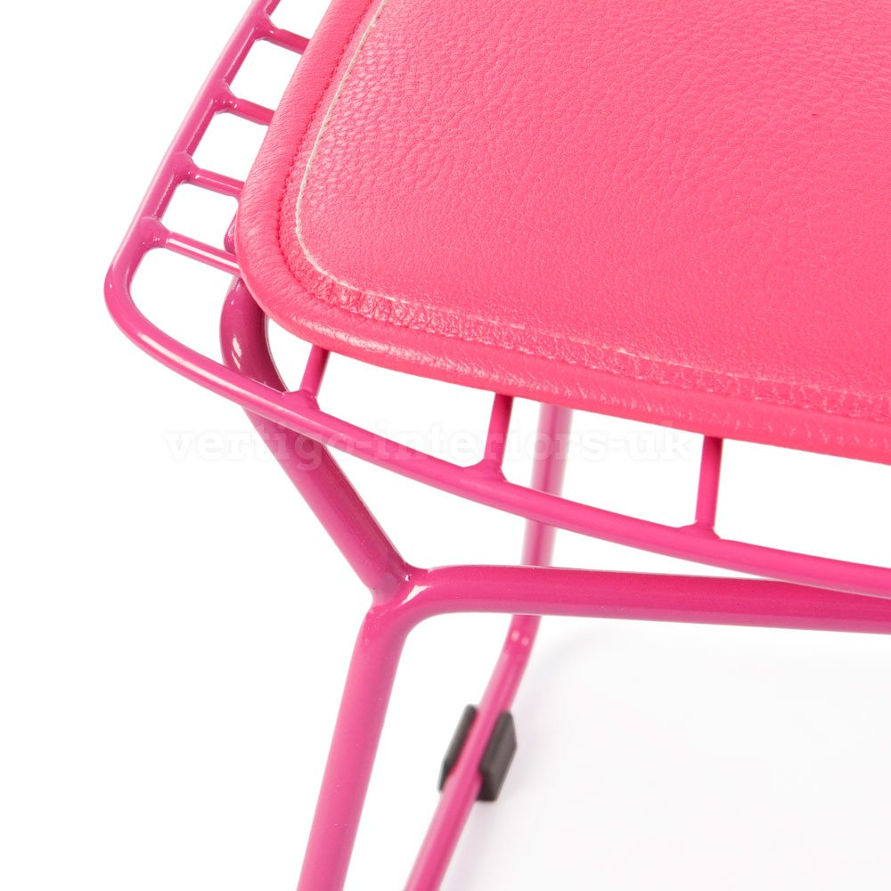 bertoia style chair. Kids Bertoia Style Wire Playroom Lounge Dining Side Chair - Pink: Amazon.co.uk: Kitchen \u0026 Home