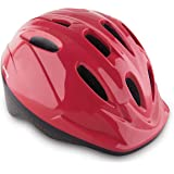 Joovy Noodle Helmet Small-Medium, Kids Helmet, Bike Helmet, Red