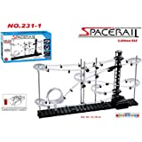 SpaceRail Level 1 | Pista de Bolas Canicas