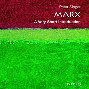 Marx: A Very Short Introduction Audiobook