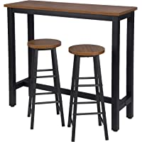 eSituro Juegos de Muebles Altas 1 Comedor Mesa