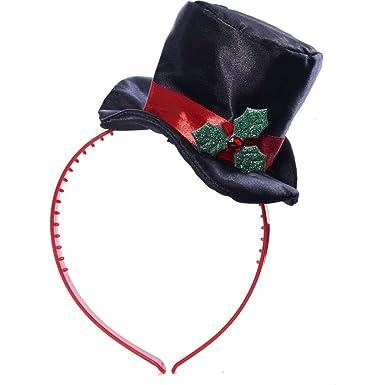 Amazon Forum Novelties Mistletoe Mini Top Hat Party Supplies