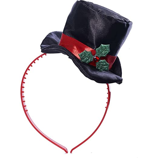 Amazon Forum Novelties Mistletoe Mini Top Hat Party Supplies