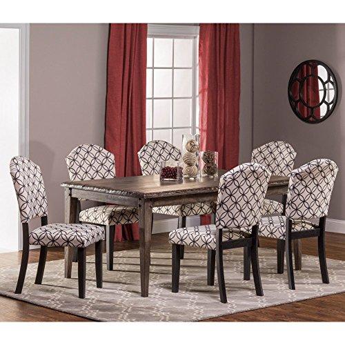 7-Pc Rectangular Dining Set