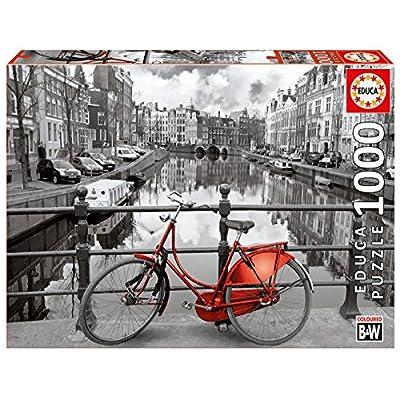 Educa Puzzle Colore Vario 841266814846