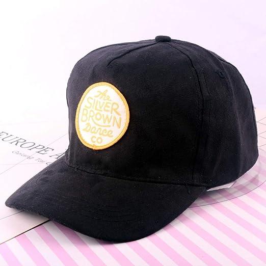 Nueva Gorra de béisbol de Gamuza de imitación para niños Etiqueta ...