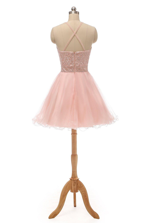 wding corto vestidos de baile para de juniors Royal apliques de ...