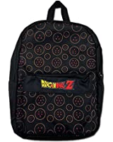 officiel de dragon ball z dragonballs design backpack sac dos cartable