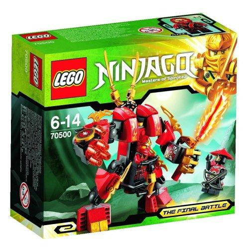 LEGO%C2%AE Kais Fire Ninjago 70500