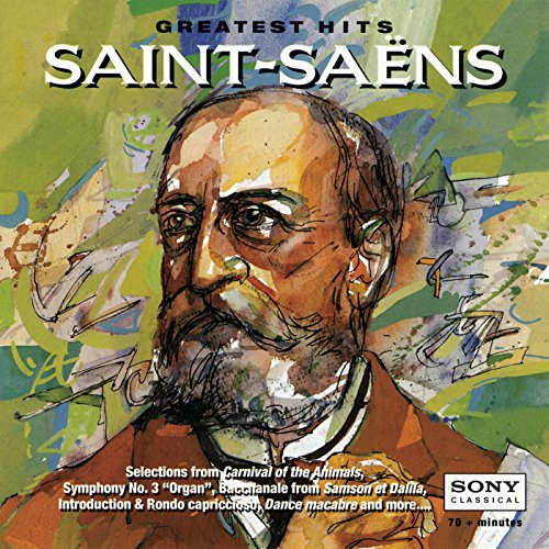 Saint-Saëns: Greatest Hits (The Swan Carnival Of The Animals Cello)