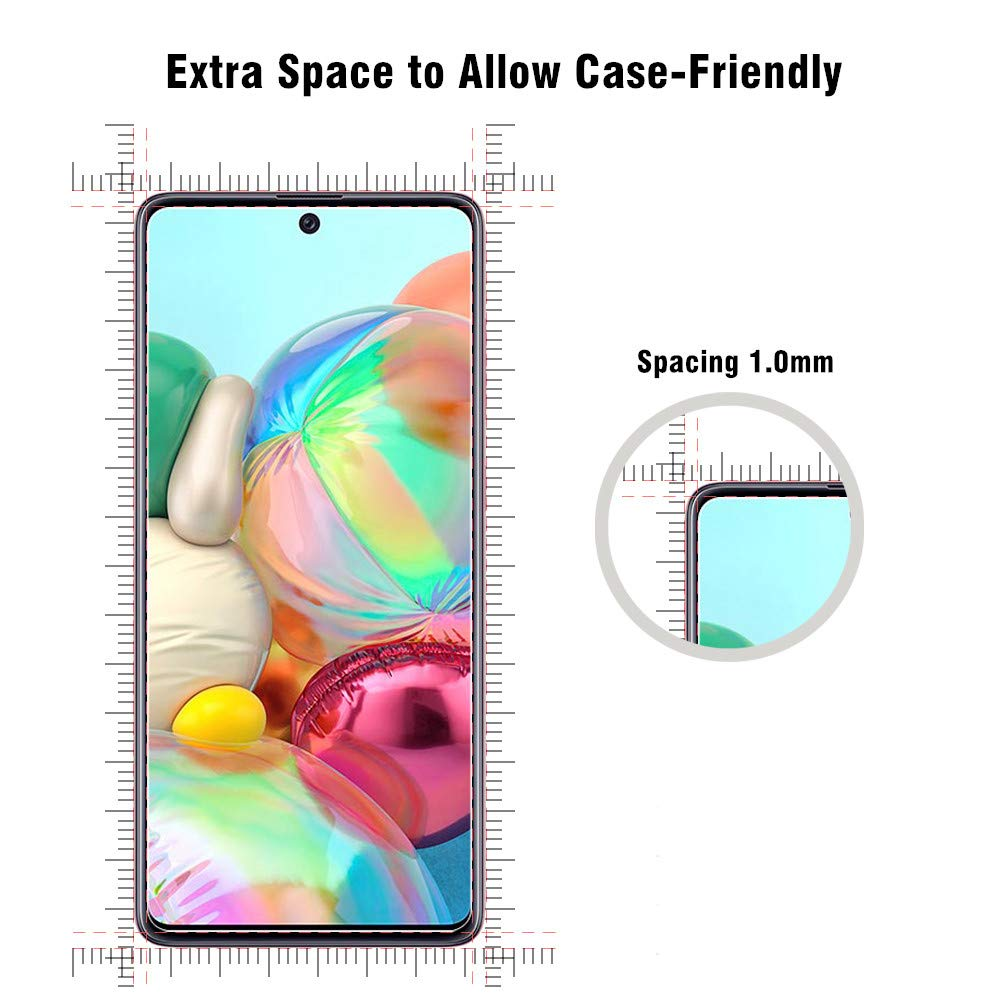 2x For Samsung Galaxy A51 A71 A90 5G Tempered Glass Screen