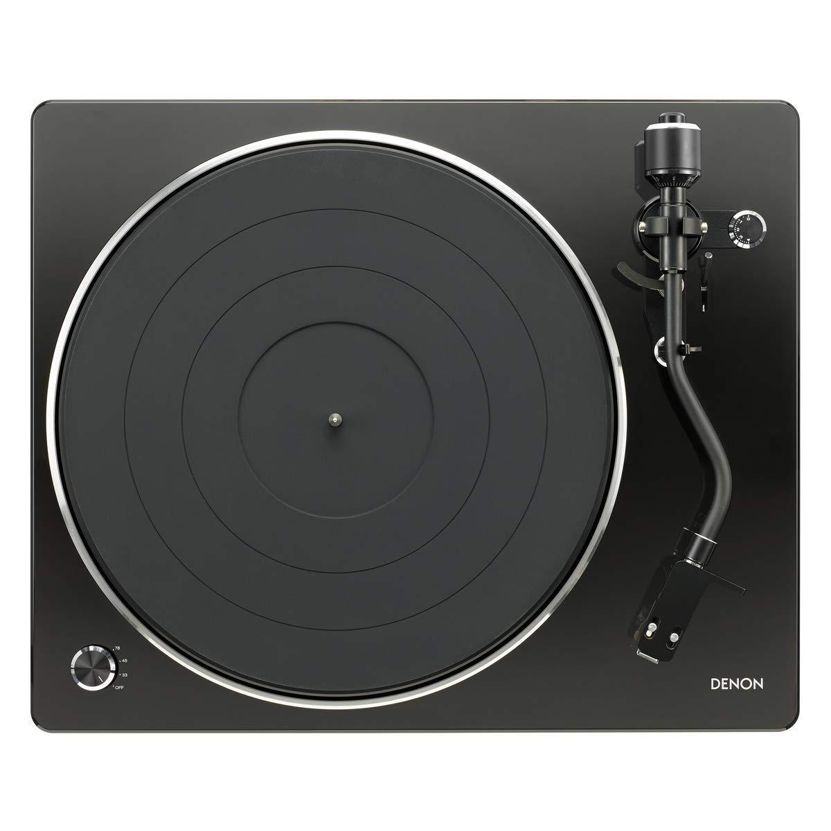 Amazon.com: Denon DP-400 - Tocadiscos de alta fidelidad ...
