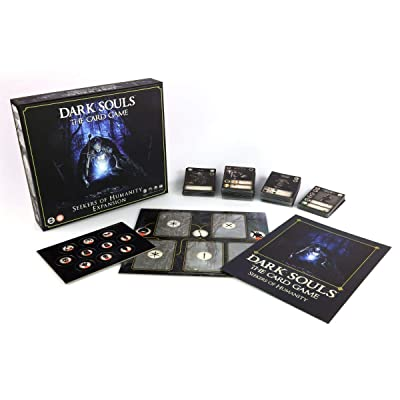 Dark Souls The Card Game: Seekers of Humanity Expansion: Toys & Games