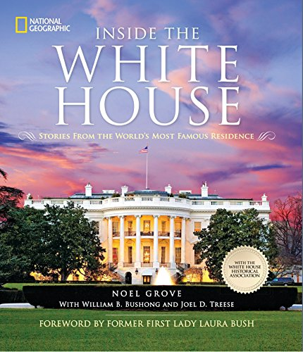 In collaboration with the White House Historical Association, National Geographic presents this authoritative overview of America's first home featuring never-before published stories and photographs. Organized by theme, discover what makes the White...