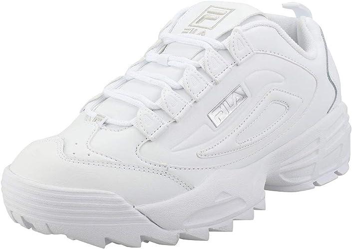 Fila Disruptor 3 Hombres Zapatillas Plataforma: Amazon.es: Zapatos y complementos
