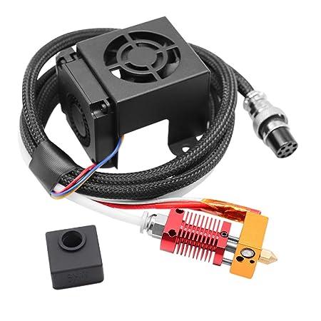 MongKok - Kit de extrusión para Impresora 3D (con Accesorios para ...