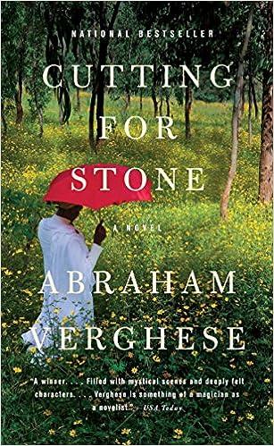 Cutting for Stone: Abraham Verghese: 9780375714368: Amazon com: Books