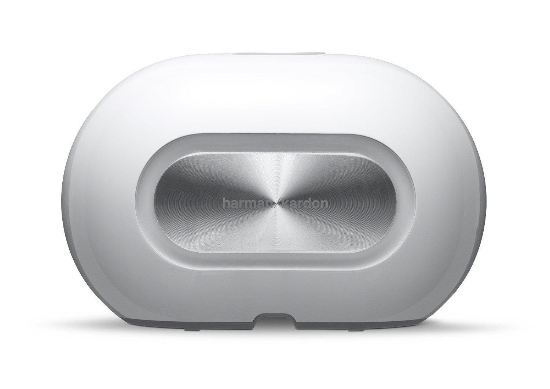 Nero Harman//Kardon Omni 20 XL Sistema Altoparlante Audio HD Wifi Wireless con Bluetooth e Firecast per Riproduzione Suono Surround Dispositivo//Multicanale