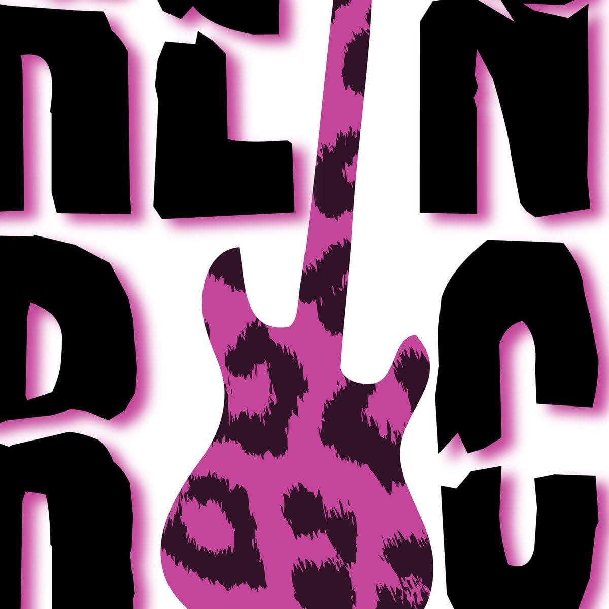 Dirty Fingers Future Reine du Rock T-Shirt b/éb/é Manche Longue 100/% Coton