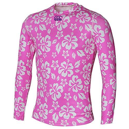 Cold Ccc Basic Hawaiian pink Long Baselayer Sleeve qC5CwFZ