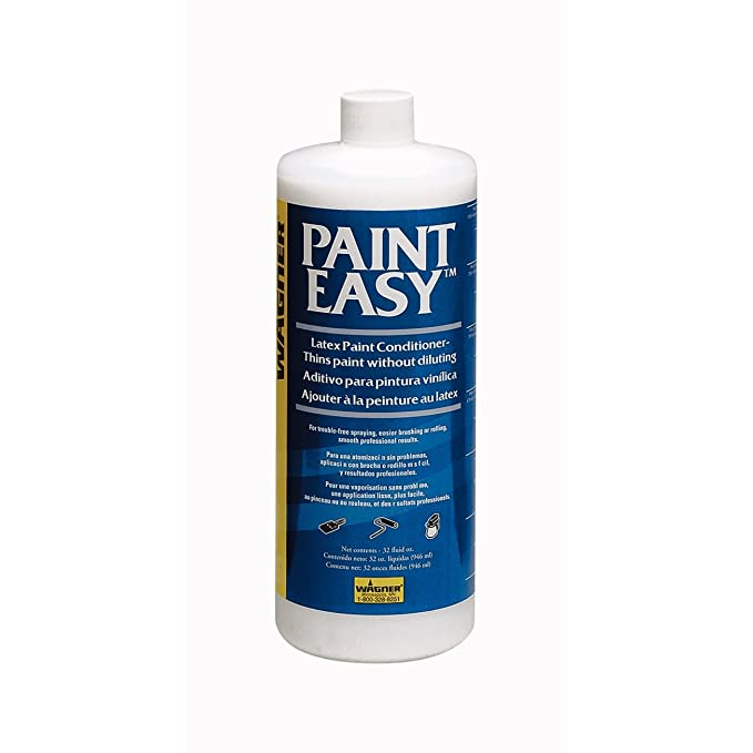 Wagner Paint Easy Latex Paint Conditioner 32 Oz Amazon